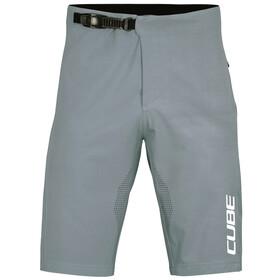 Cube Edge Pantaloncini larghi leggero Uomo, grigio